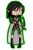Chibi effect - Fiona by Fafanny15