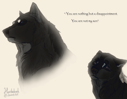 A Disappointment To His Eyes by Hooshakosh
