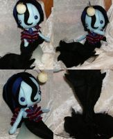 GC: Sea Witch Plush by LaPetitLapearl