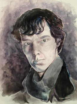 Sherlock by SimoneMorgan