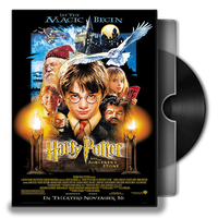 Harry Potter and the Sorcerer's Stone by Natzy8