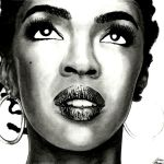 Lauryn Hill by Menco