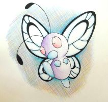Butterfree by mairicha