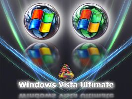 Windows Vista Ultimate Icons by klen70