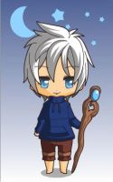 Chibi maker: Jack frost by AmityChan