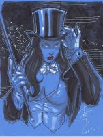 Zatanna by Hodges-Art