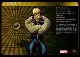 Gay Superheroes: Hulkling by mongski