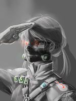 android soldier by TheBananafly