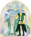 SoC-app : Aearion by LuckyTenshi