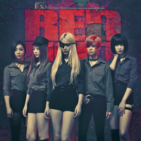 F(X) - Red Light by DiYeah9Tee4