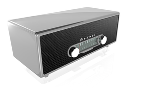 Airstream Retro Radio by Pixel-pencil