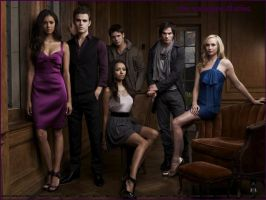 the vampire diaries 2 by emilyz94