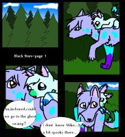 Black Stars-page 1 by Sahirathedragoness