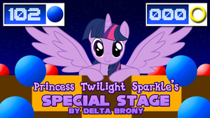 Princess Twilight Sparkle' Special Stage by DashieMLPFiM