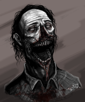 zombie. by Notesz
