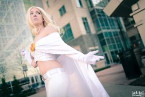 Emma Frost (X-Men) @ Katsucon 2012 - Preview by alucardleashed