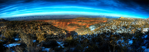 Colorado Monument by Torqie