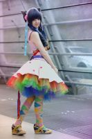 Nyan Cat Cosplay by YumiLouCosplay