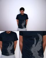 Angel Wings t-shirt by itsyouforme