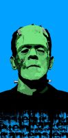 Frankenstein by swordfishll
