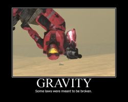 Halotivational Poster 8 by GeneralMechanics