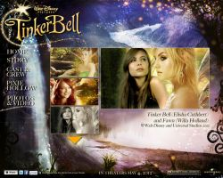 Tinker Bell Movie Website: Photos and Video by nicolehayley