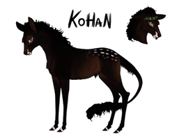 Kohan | Colt | Glenmore Commoner by QueenHalloween