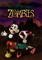 Disney Zombies by Neef