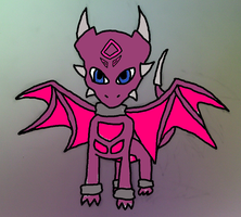 Point Commission - Cynder by WhizzPop