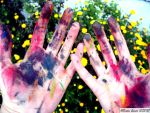 Hands Of An Artist. by TheZoMbieMoshPiT
