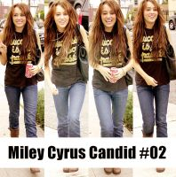 +Candid#02-Miley Cyrus by CatchingLights
