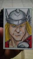 Sketchcard Deadpool by marcus-g3100