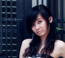 portrait-1 by pinkyboon