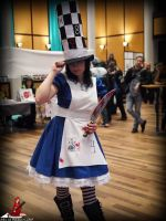 Alice Madness Returns Cosplay by Taneja
