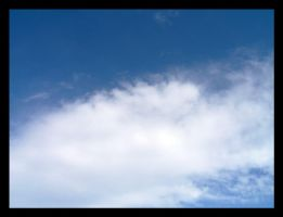 Clouds on the way by lucaport