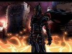 Doctor Who anime - Sutekh by MightyOtaking