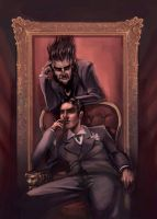 The Picture of Dorian Gray by spyders