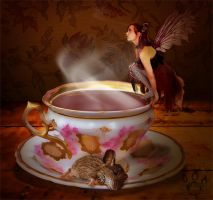 Tea time by tamaraR