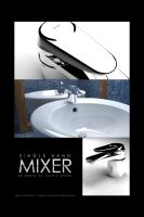 Single Hand Mixer by kashghan