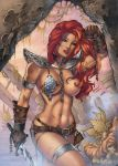 Red Sonja by KateFinnegan