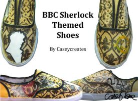 Sherlock Shoes by caseyhoke