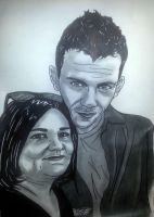 Aimee and Jeremy by AudioHomicide