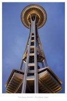The Space Needle by ekster