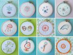 3 inch embroidery motifs by merwing