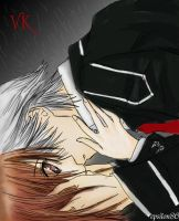 Vampire Knight - Rainy Kiss by Epsilon86