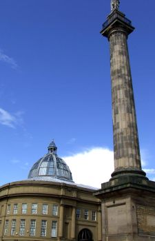 Greys Monument by Doc666
