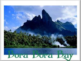 Bora Bora Bay by puddlz