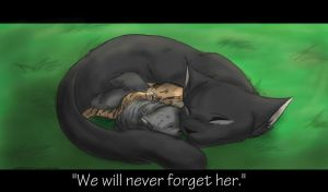 Never Forget by CookieFennec