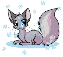 Katinka lost her Collar by JB-Pawstep
