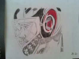 Cam Ward by AStein35